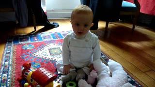 Madeleine 8 mois