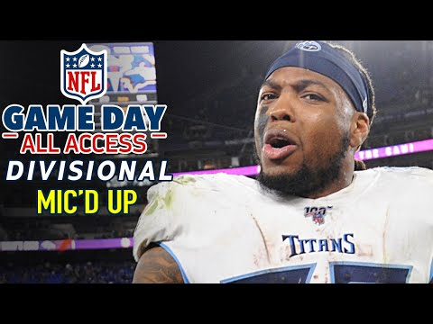 NFL Divisional Round Mic d Up Lets do something special they re already counting us out