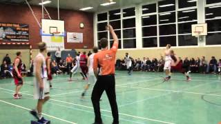 TSV Neustadt Shooters vs TSV Quakenbrück Highlights vom 19.03.2016