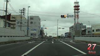 Red Signal 50 Course 7-11~赤信号50回stopでどこまで行けるかやってみよう Part 34