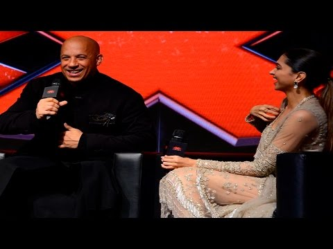Xxx Mp4 Vin Diesel Talks About His Indian Experience XXX Return Of Xander Cage Press Conference 3gp Sex