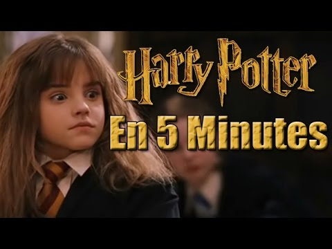 Harry Potter en 5 Minutes