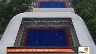 Datang awal untuk upacara pembukaan - Khairy