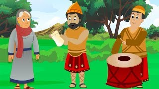 Bible Stories | Mega Episodes | Bed Time Stories For Kids and More Educational Stories by Giggle Mug
