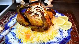 دجاج قلي بطريقة جديده وسهله وطيبه جربوها, اكلات عراقيه ام زين IRAQI FOOD OM ZEIN
