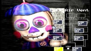 BALLOON GIRL FOUND!!   Five Nights at Freddy's 2 Mod JJ