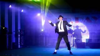 Bangla Dance - IUBAT Michael Jackson - by Akash