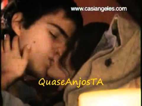 Melhores beijos de Mar e Thiago