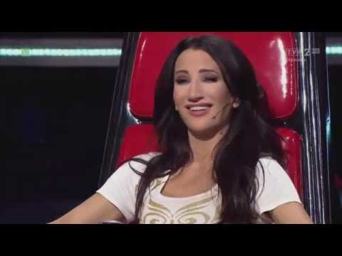 Great Perfomances of Hard Rock Singers in The Voice