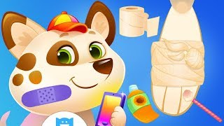 Duddu - My Virtual Pet Doctor Games - Puppy Dog Care Toddler Games For Kids