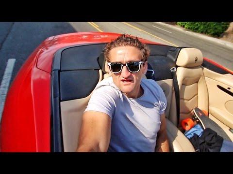 Never Get Into A Stranger s Maserati