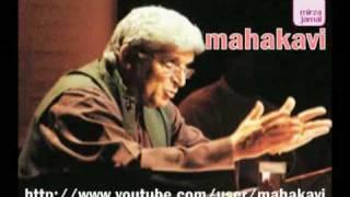 Javed Akhtar  - NAZM - Bhookh