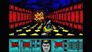 DOOM game on ZX Spectrum