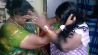 indian aunty fight for lover cineavatar vijay