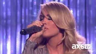 Carrie Underwood Performs Her New Single