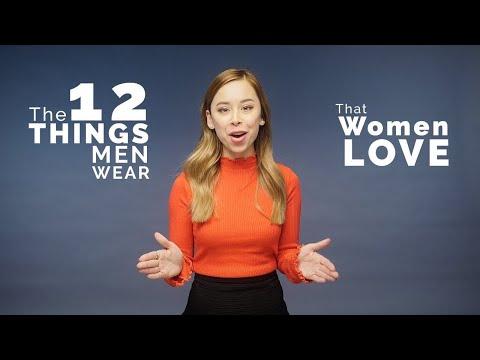 Xxx Mp4 12 Things Men Wear That Women Love 3gp Sex