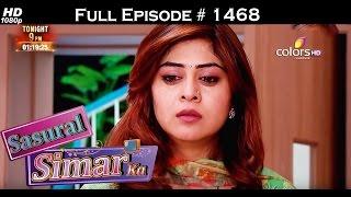Sasural Simar Ka - 10th April 2016 - ससुराल सीमर का - Full Episode (HD)