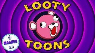 Looty Toons: Fortnite Feud