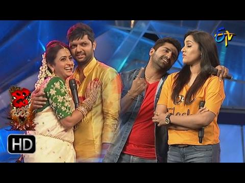 Xxx Mp4 Dhee Jodi 15th February 2017 Full Episode ETV Telugu 3gp Sex