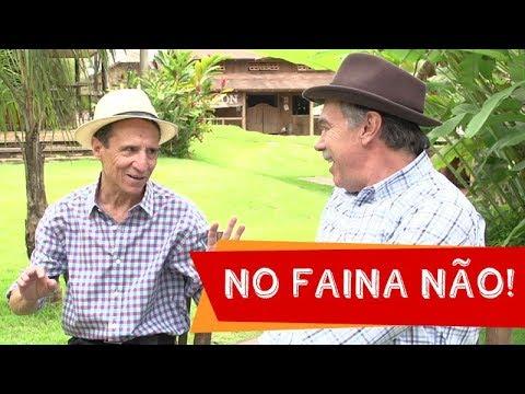 No Faina não Nilton Pinto e Tom Carvalho A Dupla do Riso