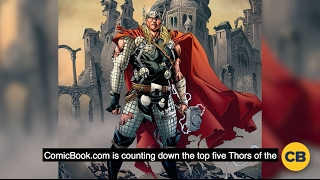 Ranking the Thors of the Marvel Universe