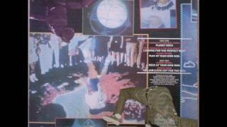 Planet Patrol - Rock at your own risk (Instrumental) 1982