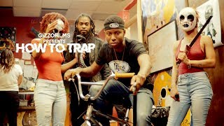 Lor Trap - How To Trap [Official Music Video] Shot by Gizzo410