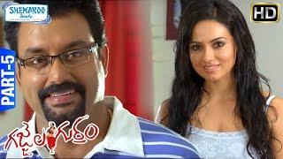 Gajjala Gurram Telugu Full Movie | Sana Khan | Suresh Krishna | Climax | Part 5 | Shemaroo Telugu