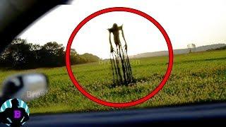 5 vídeos inexplicables que te harán temblar parte 5