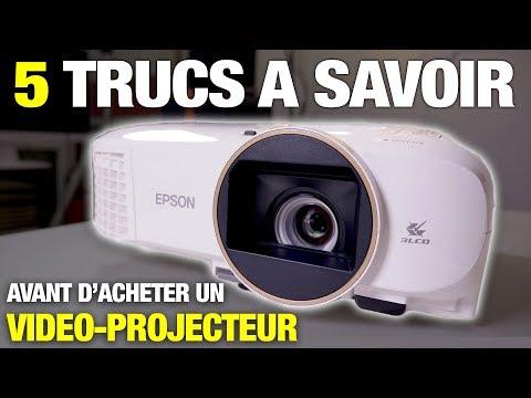5 trucs à savoir avant d acheter un vidéo projecteur