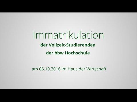Xxx Mp4 Immatrikulation Der Vollzeit Studierenden Der Bbw Hochschule 3gp Sex