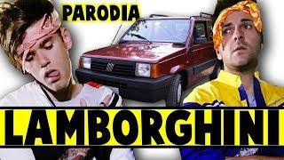 PANDINI - PARODIA LAMBORGHINI (Guè Pequeno Sfera Ebbasta) - iPantellas