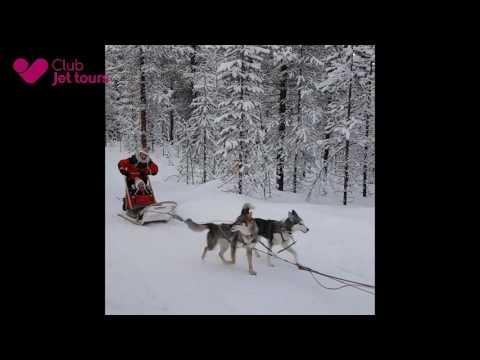 Laponie 6 Best Off Noël Nouvel An au Club Jet Tours Ylläs Saaga