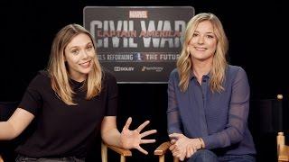 Captain America: Civil War-Girls Reforming the Future