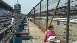 Indy 500 Tom Carnegie