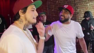 MT$ vs Cylis Washington vs Utah - AHAT Rap Battle
