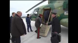Vladimir Putin watches Russian Black Sea Military Drills