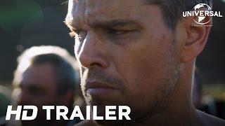 Jason Bourne - Trailer 1 (German /Deutsch)