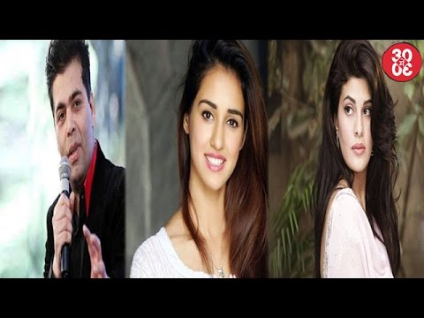 'Student Of The Year 2' Cast Revealed | Disha Replaces Jacqueline In An Ad Brand