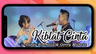 Tasya Rosmala , Gerry Mahesa - Kiblat Cinta (New Pallapa Version)