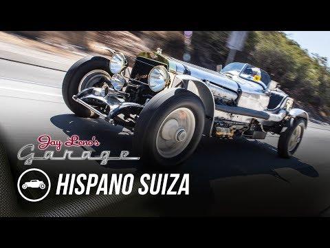 1915 Hispano Suiza - Jay Leno's Garage