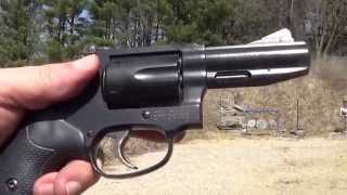 Smith & Wesson Model 632-1 PowerPort Pro 327 Federal Magnum
