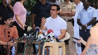 Aamir Khan on Zakir Naik: This is what he said, watch video | Filmibeat
