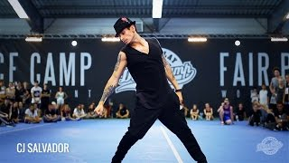 ★CJ Salvador ★ No Way ★ Fair Play Dance Camp 2015 ★
