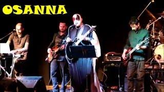 OSANNA - Santa Lucia live HD (Cesinali - Avellino 10 aprile 2016)