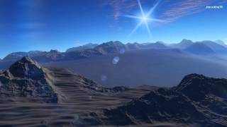 Space Engine 0.96 amazing view of an exoplanet