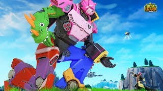 The ULTIMATE FORTNITE TRANSFORMER is COMING!!