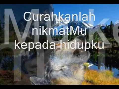 Afgan   Ku Mohon on screen lyrics mp3