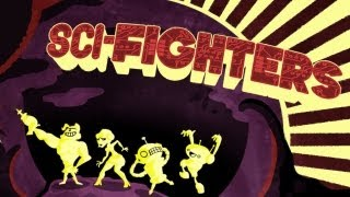 Sci-Fighters - Universal - HD Gameplay Trailer