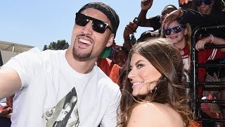 Klay Thompson Called Out For Cheating By Girlfriend Hannah Stocking